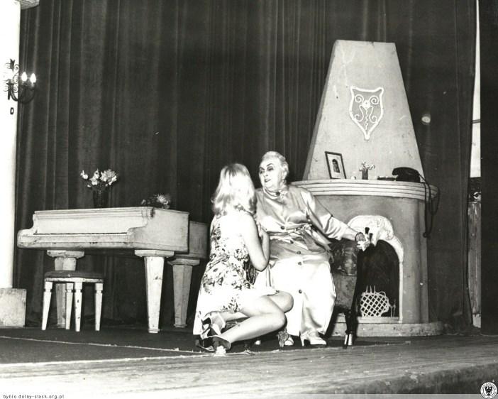 Archiwalne zdjęcie Teatru Polanica