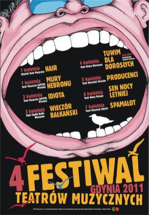 4 Festiwal Teatrow Muzycznych