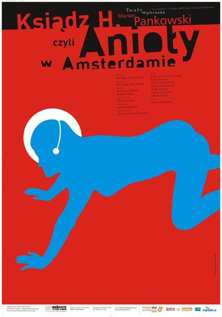 Anioly w Amsterdamie