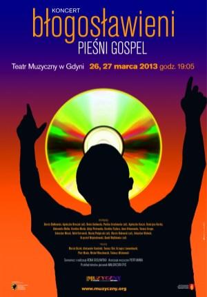Błogosławieni pieśni gospel