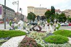 17. Festiwal Szekspirowski - Akcje uliczne GDYNIA | fot. Joanna