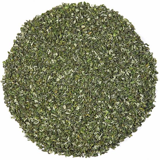 Curled Dragon Silver Tips green tea