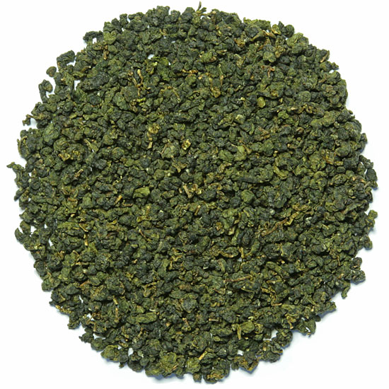 Jin Xuan Alishan oolong tea