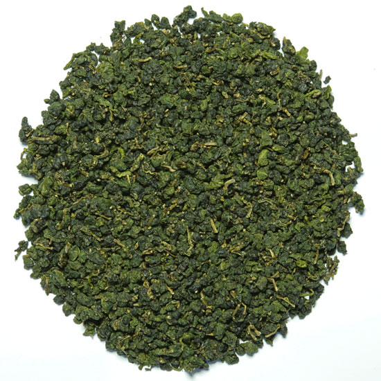 Shan Lin Xi oolong tea