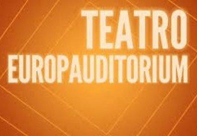 Teatro Europauditorium: Convenzione 2019/2020
