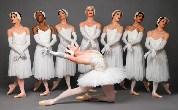 Les Ballets Trocadero Swan Lake