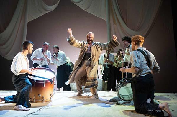 Il mio nome è Nessuno, l'Ulisse di Valerio Massimo Manfredi #Inscena al Teatro Goldoni di Venezia