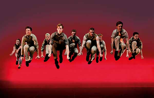 """Il 6 dicembre al Teatro Regio di Torino #Inscena """"West Side STory"""" di Leonard Bernstein"""