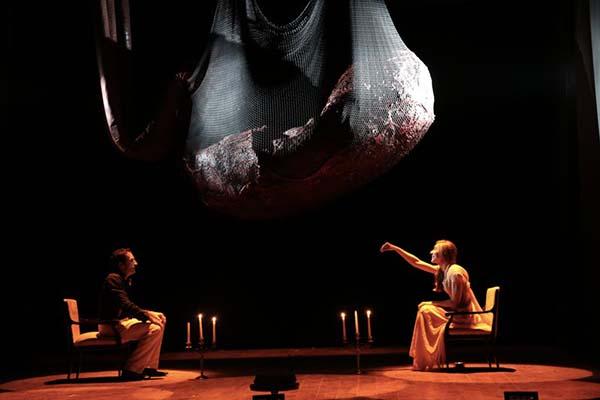"""""""L'Amore per le cose assenti"""" #Inscena all'OffOff Theatre di Roma dal 24 al 29 aprile"""