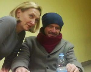 intervista a Claudia Penoni e Leonardo Manera