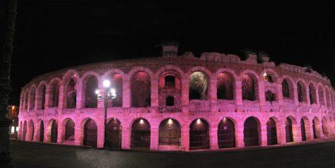 i teatri all'aperto più belli d'Italia