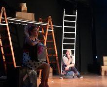 Il Teatro di Caselette si riempie di famiglie, grazie a Klinke