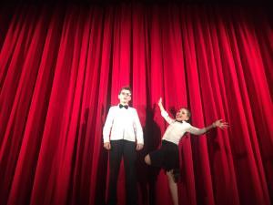Prova aperta corso di teatro bimbi Caselette @ Salone Polivalente Cav. Magnetto