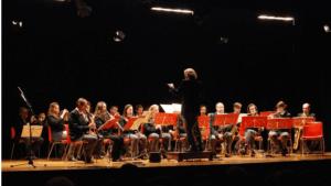 Concerto di Santa Cecilia a cura de La Banda di Caselette @ Salone Cav.Magnetto