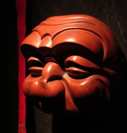 2.Trínculo,-Wood-Mask