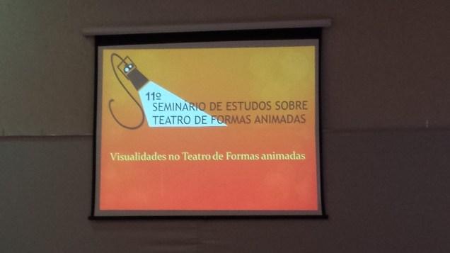 11º Seminário de Estudos sobre Teatro de Formas Animadas