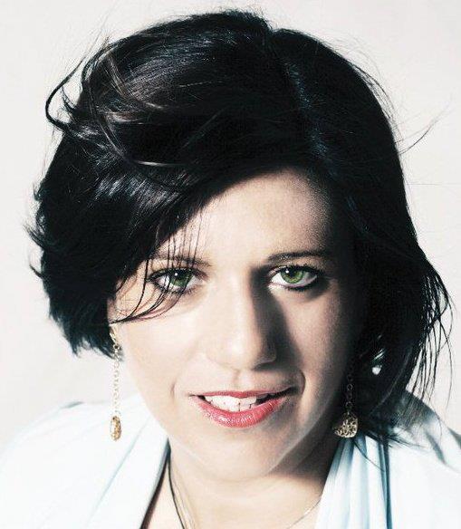 Veronica Seriani Famà. Vincitrice Sezione Speakering