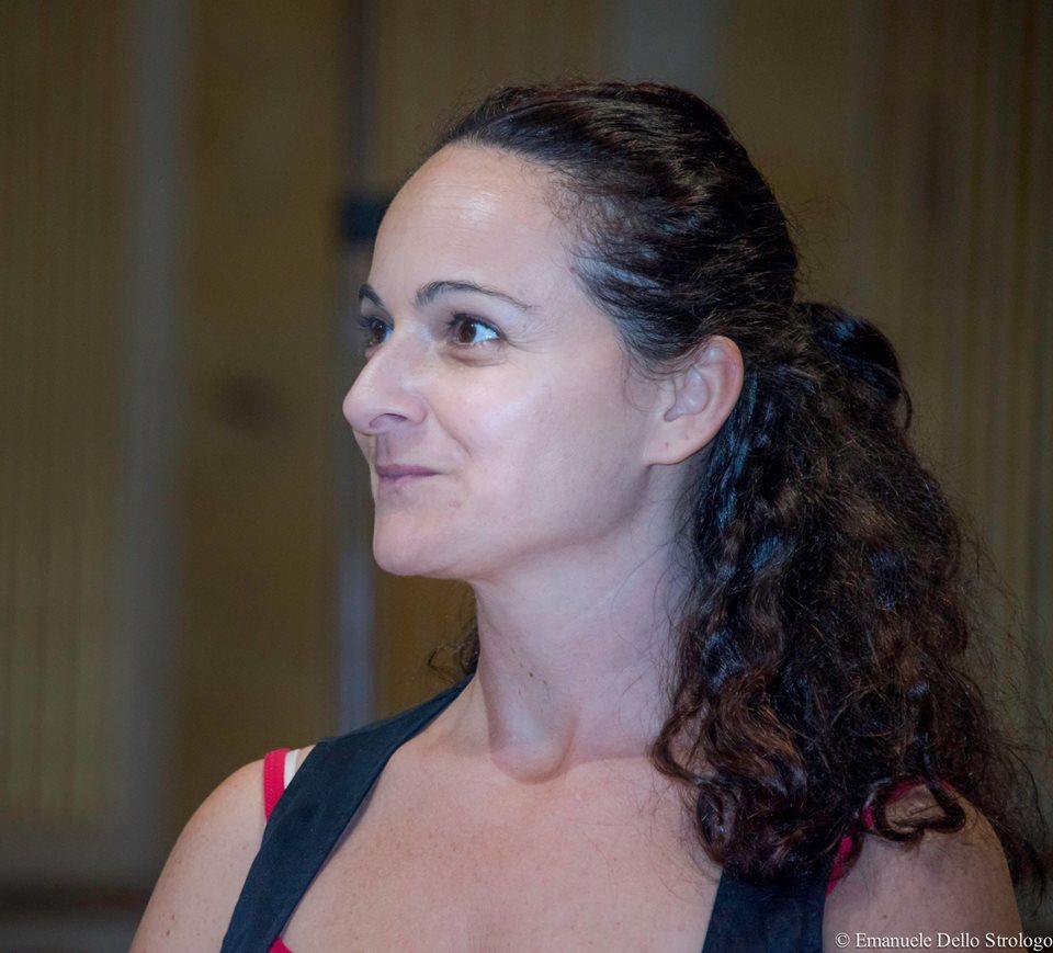 Marianna Di Muro -ActorsPoetryFestival 3rd - Sezione attori. Logos Produzioni doppiaggio