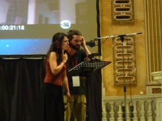 Anna Charlotte Barbera e Rocco Rizzo