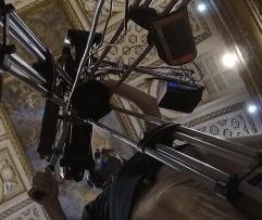 Pier Lombardini, cameraman - Zebra Productions