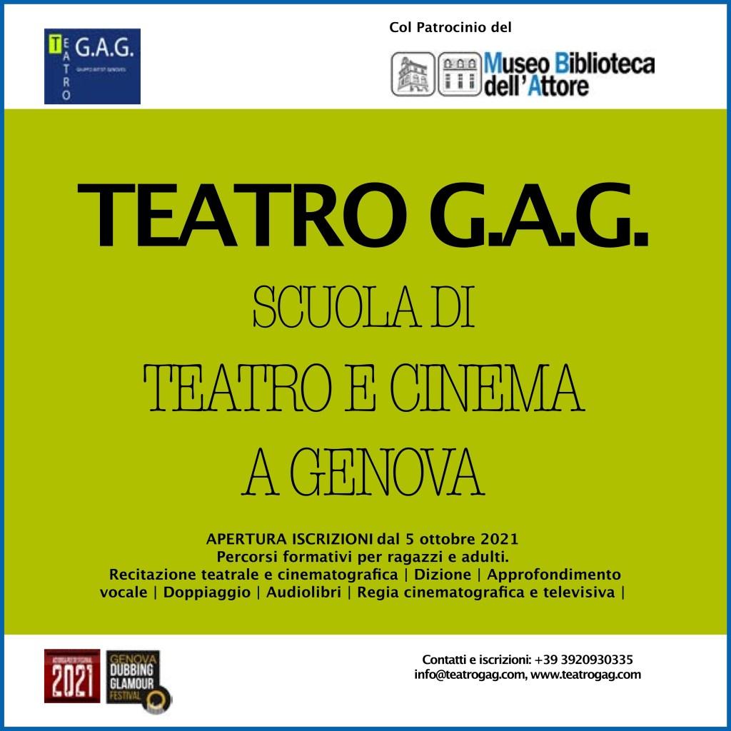 Scuola di recitazione a Genova