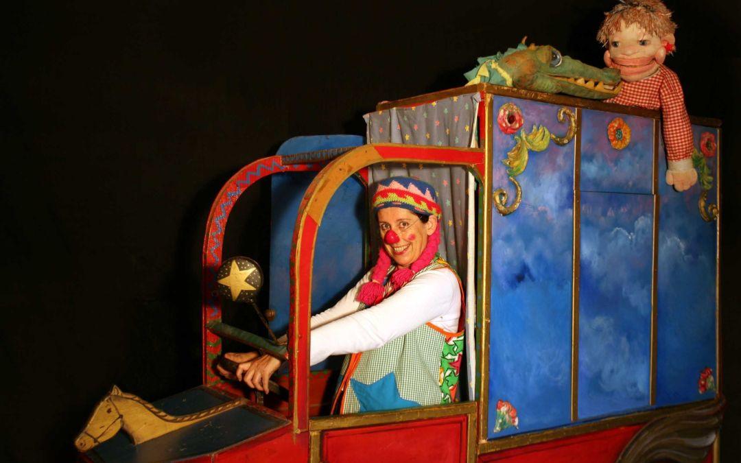 """Sala Petxina """"La camioneta de Cuchufleta"""""""