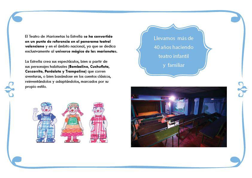 Campaña Escolar TEATRO LA ESTRELLA 2020-20213