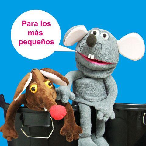 Trash, cuentos de ratones – Sala Cabanyal