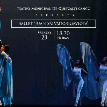 Ballet Juan Salvador Gaviota