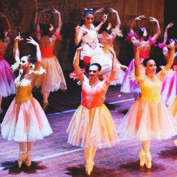El Cascanueces, Ballet Nacional de Guatemala