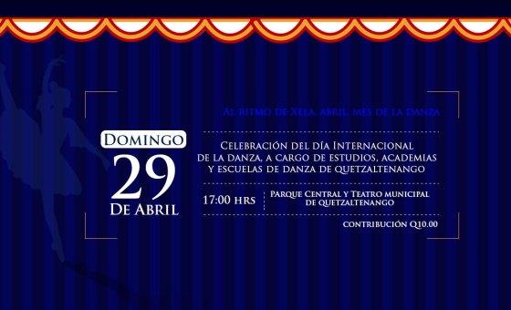 Celebración del Día Internacional de la Danza