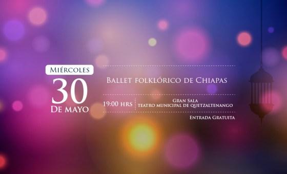 Ballet Folclórico de Chiapas