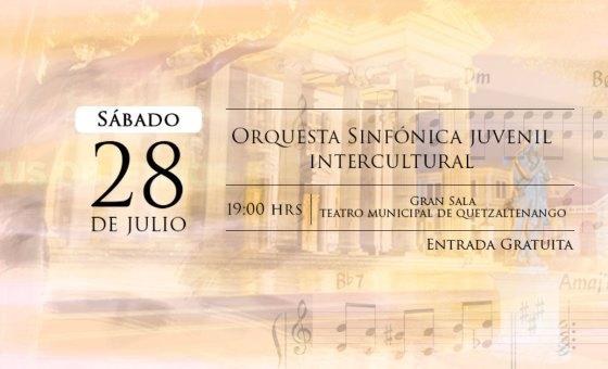 Orquesta Sinfónica Juvenil Intercultural