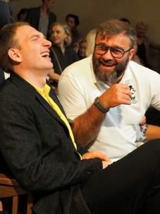 Андрей Бурковский и Михаил Пореченков
