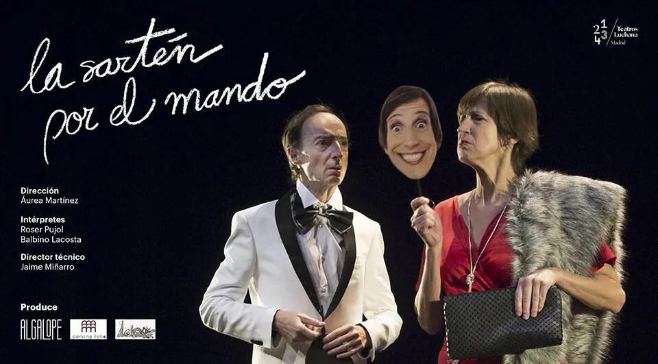 """ROSER PUJOL en """"La sartén por el mando"""""""