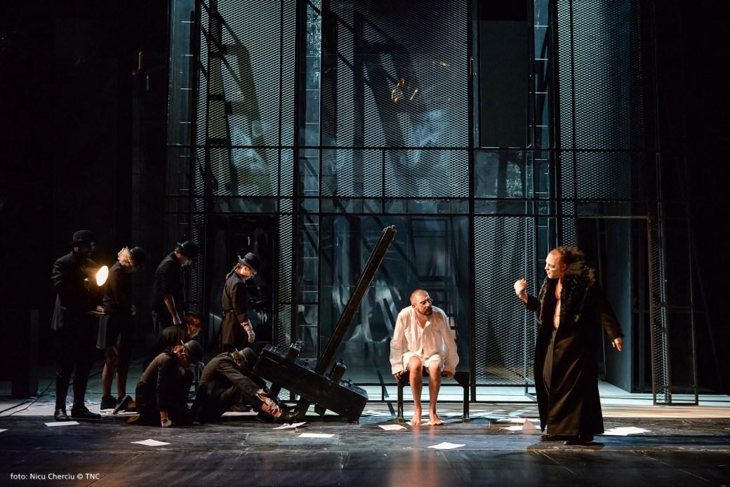 Teatru și justiție
