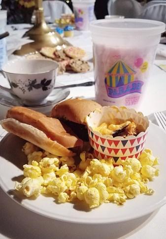 Diet cheat day food