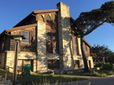 Merrill Hall Asilomar Pacific Grove