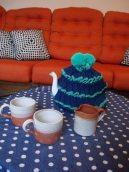 Frilly Tea Cosy