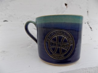 St.Catharines Guild Centenary Espresso Mugs