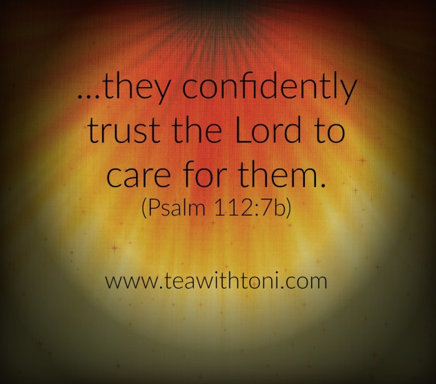 confidently trust