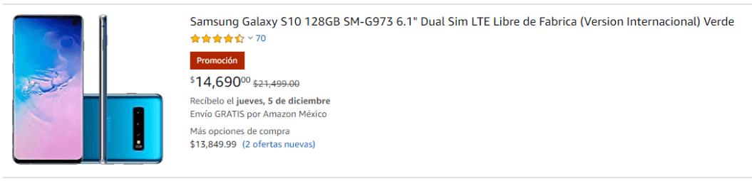 Análisis del Samsung S10 | Características, funciones y ventajas de comprarlo 4