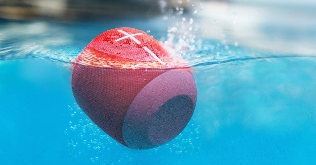 Mini Altavoces Bluetooth Prueba De Agua