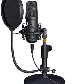 1606634353 Kit De Microfono Usb 192khz 24bit Maono Au A04t Pc.jpg