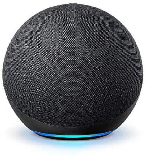 Nuevo Echo (4ta Gen) - Con sonido de alta calidad, hub de Casa Inteligente y Alexa - Negro 2