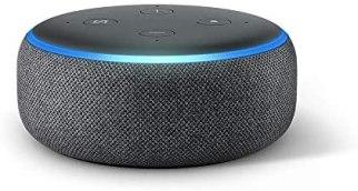 Echo Dot (3ra generación) - Bocina inteligente con Alexa, negro 2