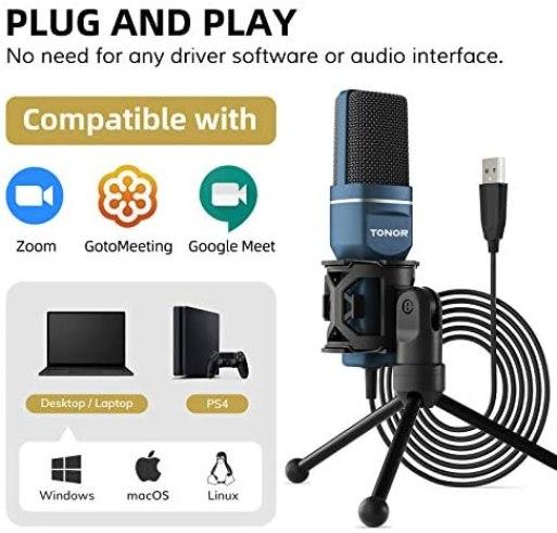 microfono USB 1