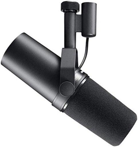 Micrófono Shure SM7B 1