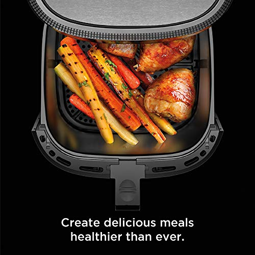 Chefman Freidora de Aire Digital de 7.5 Litros | Freidora de aire | Fríe sin Aceite | TurboFry | Sin BPA 4