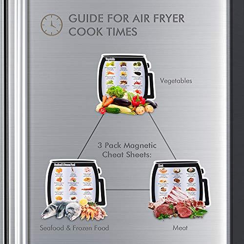 1619808851 392 Sunix Accesorios para freidoras de Air compatible con Gowise USA